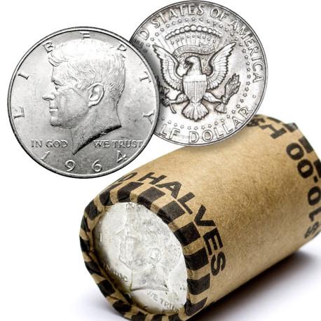Demi Dollar à l'unité