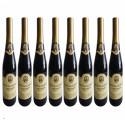 Multiplication de bouteilles de champagne