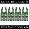 Multiplication de bouteilles de bière (Heineken)