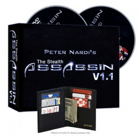 Stealth Assassin Wallet