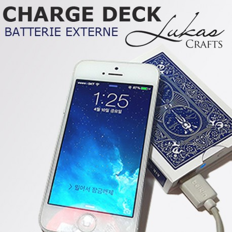 Charge Deck - Batterie Externe