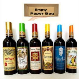 Apparition de bouteilles