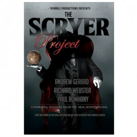 DVD The Scryer Project