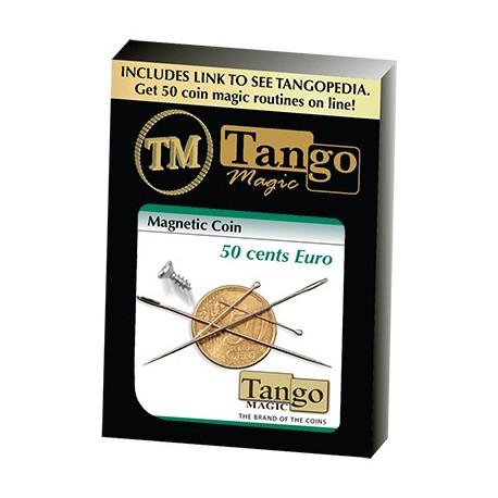 Pièce Magnétique - 50 centimes d'euro