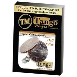 Flipper Coin Magnétique - 1/2 dollar