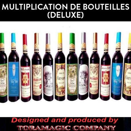 Multiplication de Bouteilles Colorées (12) - Version DELUXE