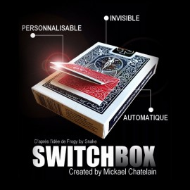 Switch Box de Mickael Chatelain