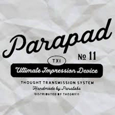 Parapad de Paralabs et Theory11