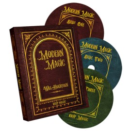 DVD Modern Magic (Set de 3 DVD)