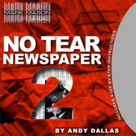 No Tear Newspaper 2 de Andy Dallas