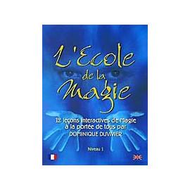 DVD École de la magie Vol. 1