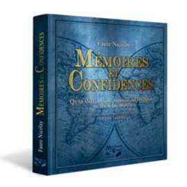 Livre Mémoires et confidences de Faure Nicolay