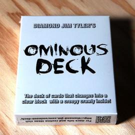 Ominous Deck (Araignée)