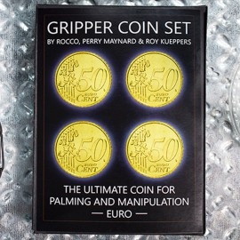 Grippers Coin (Euro/Set)