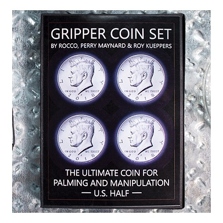 Grippers Coin (Dollar/Set)
