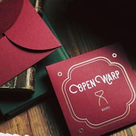 Open Warp