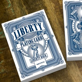 Liberty Back (Bleu)