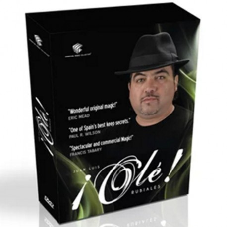 Coffret 4 DVD Olé