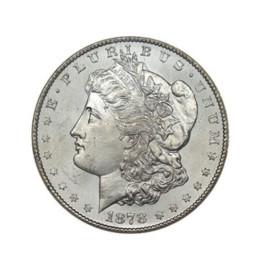 Pièce Morgan Dollar (réplique)