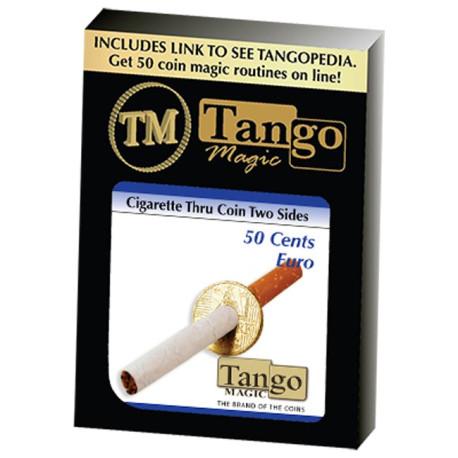 Cigarette à travers la pièce - 50 Cts