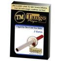 Cigarette à travers la pièce - 2€