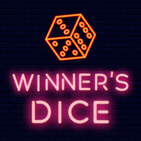 Winner's Dice - Bigmagie