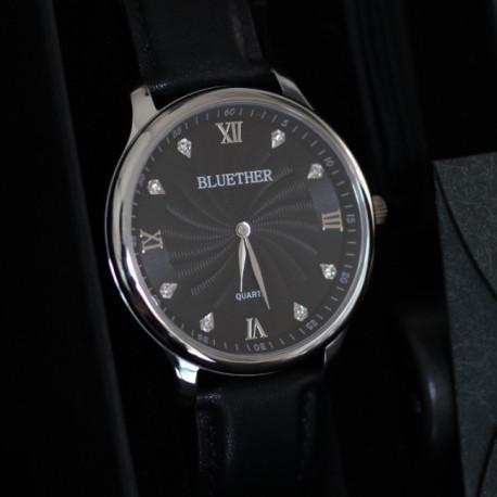 Infinity Watch V2 (Argent / Noir)