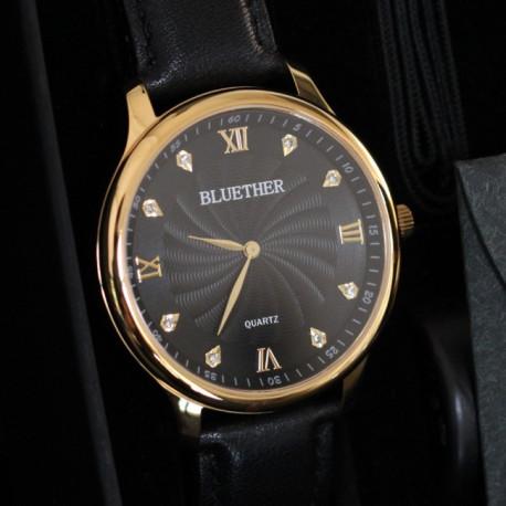 Infinity Watch V2 (Or / Noir)