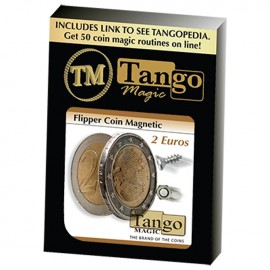 Flipper Coin Magnétique - 2 Euros