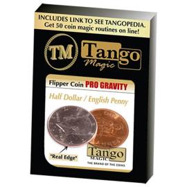 Flipper Coin Pro Gravity - English / Penny
