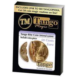 Pièce mordue - 50 Cts - Tango Magic
