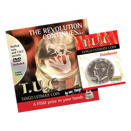 T.U.C Tango Ultimate Coin - Dollar Einsenhower