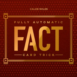 Fully Automated Card Trick