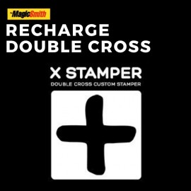 Tampon Double Cross - Croix