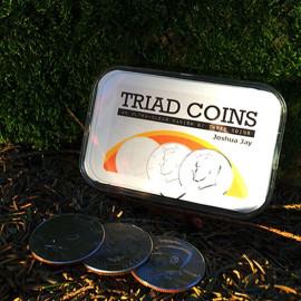 Triad Coins Half Dollar