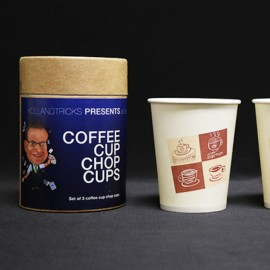 Coffee Cup Chop Cup (Gobelets seulement)