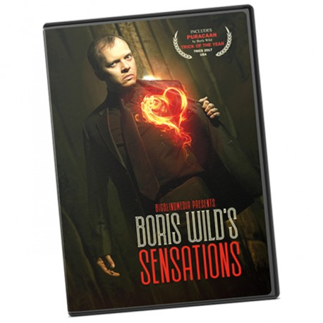 DVD Sensations (2 DVD)