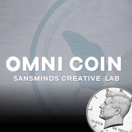 Omni Coin (Demi-Dollar)