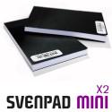 SvenPad Mini Black Covers (x2)