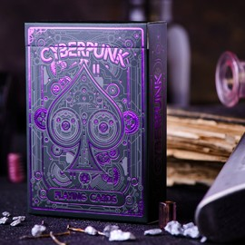 Cyberpunk Purple Deck