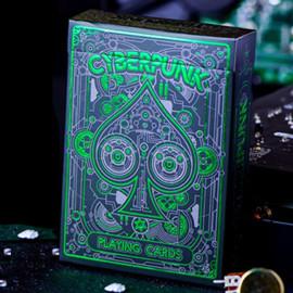 Cyberpunk Green Deck