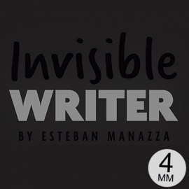 Invisible Writer - 4 mm