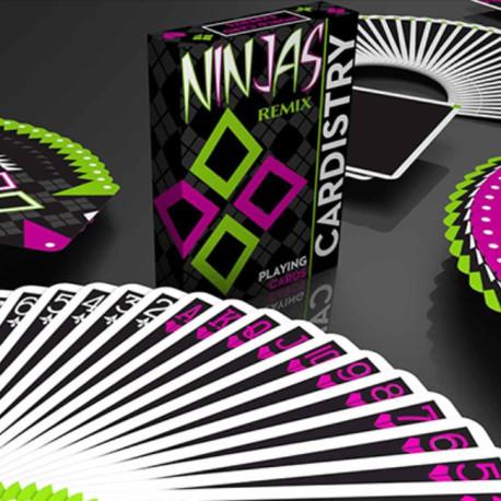 Cardistry Ninjas Remix (Edition Limitée)