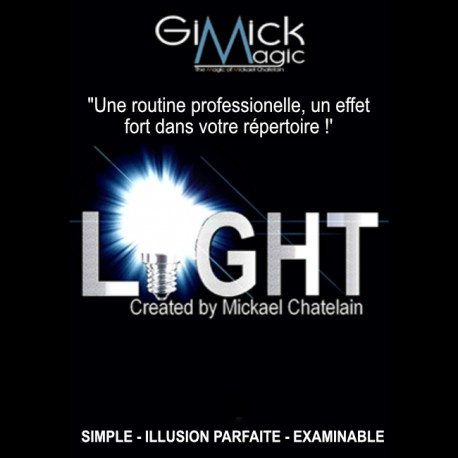 Light Mickael Chatelain
