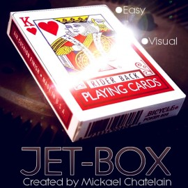 Jet Box de Mickaël Chatelain
