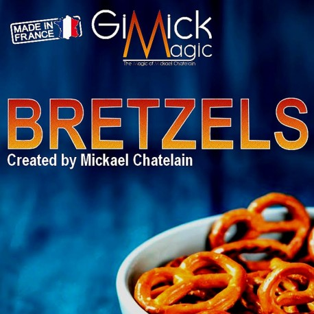 Bretzels de Mickaël Chatelain