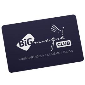 Carte Avantages Bigmagie Club