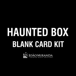 Cartes blanches pour Haunted Box