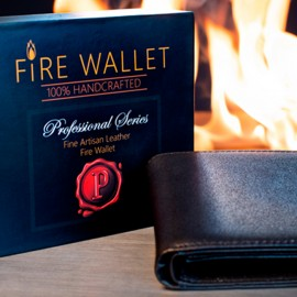 Fire Wallet - Portefeuille en feu