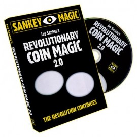 Dvd Revolutionary Coin Magic 2.0